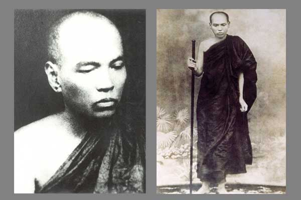 The scholarly and saintly monk who made Vipassana more available to lay people.